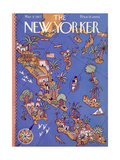 The New Yorker Cover - March 5  1927