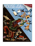 House & Garden Cover - September 1939