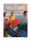 The New Yorker Cover - July 29  1991