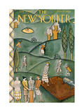 The New Yorker Cover - June 9  1928
