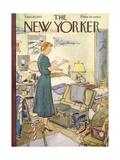 The New Yorker Cover - September 10  1955