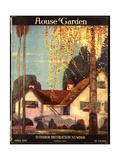 House & Garden Cover - April 1918