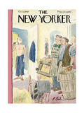 The New Yorker Cover - October 1  1949