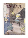 The New Yorker Cover - November 12  1955