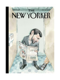The New Yorker Cover - October 8  2007