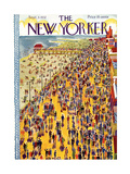 The New Yorker Cover - September 3  1932