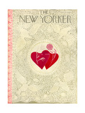 The New Yorker Cover - February 16  1952