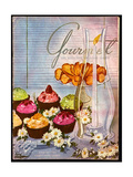 Gourmet Cover - August 1951