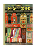 The New Yorker Cover - September 21  1946