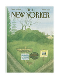 The New Yorker Cover - May 5  1986