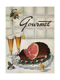 Gourmet Cover - July 1941