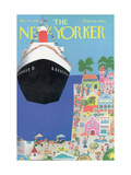 The New Yorker Cover - March 14  1970