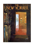 The New Yorker Cover - October 26  1963