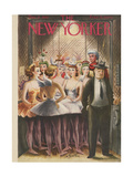 The New Yorker Cover - December 11  1943