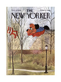 The New Yorker Cover - November 26  1966