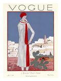 Vogue Cover - January 1926
