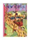 The New Yorker Cover - May 13  1933