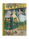 The New Yorker Cover - May 9  1959