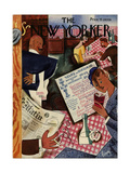 The New Yorker Cover - August 20  1932