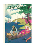 The New Yorker Cover - July 7  1928