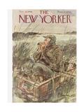 The New Yorker Cover - November 20  1948