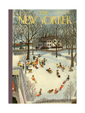 The New Yorker Cover - January 31  1948