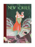 The New Yorker Cover - January 7  1928