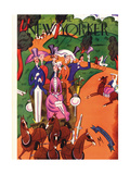 The New Yorker Cover - May 12  1928