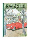 The New Yorker Cover - September 4  1954