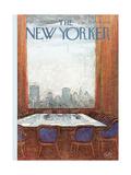 The New Yorker Cover - September 17  1973
