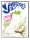 Vogue Cover - March 1949