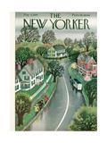 The New Yorker Cover - May 3  1947