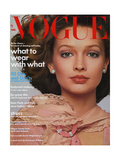 Vogue Cover - March 1974