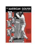 The American Golfer January 1933