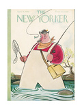 The New Yorker Cover - April 6  1940