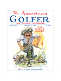 The American Golfer June 28  1924