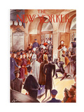 The New Yorker Cover - December 4  1937