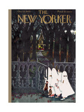The New Yorker Cover - October 27  1945