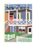 The New Yorker Cover - June 29  1987