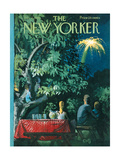 The New Yorker Cover - July 2  1960