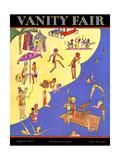 Vanity Fair Cover - August 1927