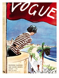 Vogue Cover - January 1932