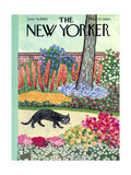 The New Yorker Cover - June 18  1960