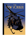 The New Yorker Cover - December 3  2007