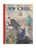 The New Yorker Cover - December 18  1943