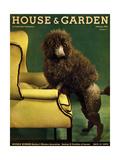 House & Garden Cover - February 1937