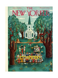The New Yorker Cover - July 24  1943