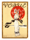 Vogue Cover - August 1910