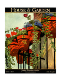 House & Garden Cover - June 1927