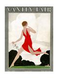 Vanity Fair Cover - May 1921 Giclée premium par André E. Marty